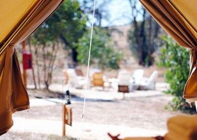 Cartref 5m Bell Tent View