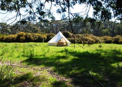 4m Bell Tent