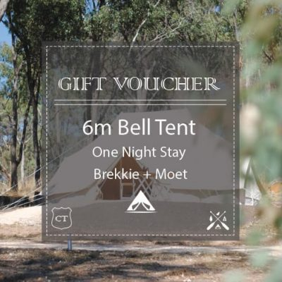 Cosy Tents Gift Voucher