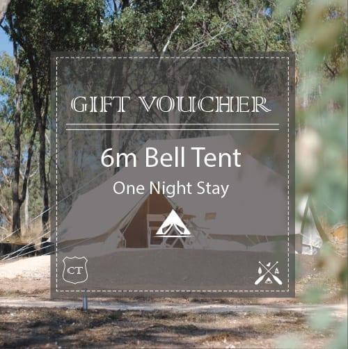 Cosy Tents Gift Voucher
