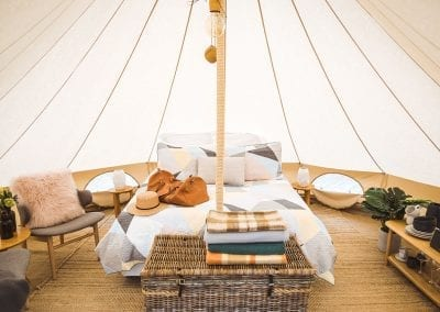 Luxe Bell Tent