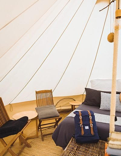 Cosy Tents Glamping Tents