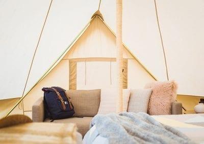 Portmeirion 6m Bell Tent