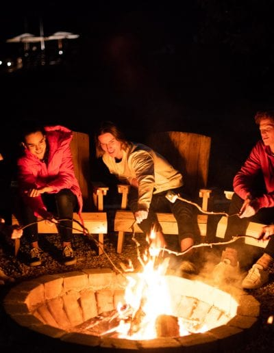 Cosy Tents Fire Pit